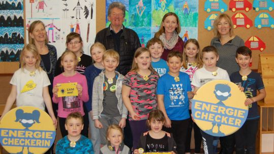 Mission Energie Checker in Mitterbach