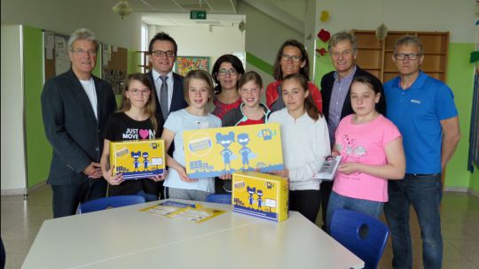 Mission Energie Checker in St. Leonhard am Forst