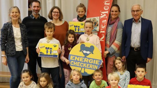 Mission Energy Checker in St. Andrae - Privatschule KreaMont